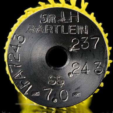 BARTLEIN LEFT TWIST BARRELS