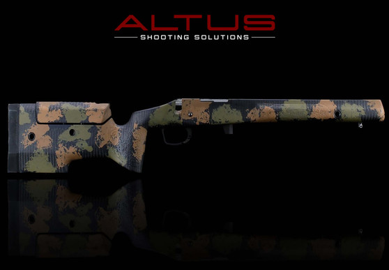 Manners T4A Elite Tactical Stock w/ Gen 2 Mini-Chassis