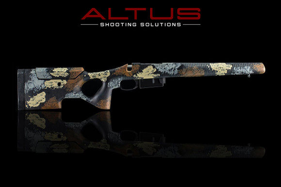 Manners Elite Tactical T5A w/ Mini-Chassis