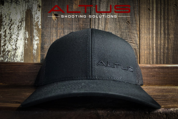 ALTUS Side Logo Hat (Black)