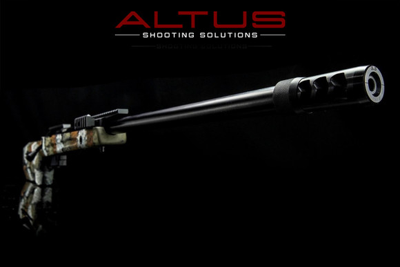 "ALTUS Custom ""Manners"" Competition Rifle"
