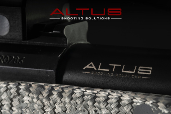 """ALTUS Custom """"Manners"""" Competition Rifle"""