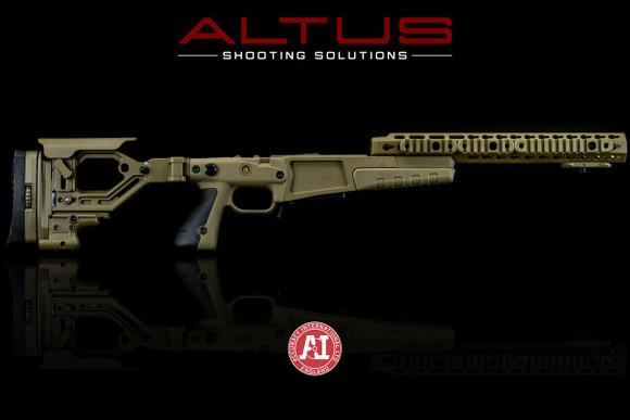 Accuracy International AICS AX MKII Chassis (Remington 700 SA)
