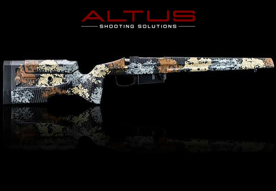 Manners PRS1TK Elite Tactical (Tikka Chassis)
