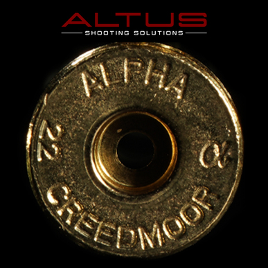 Alpha Munitions 22 Creedmoor SRP (Small Rifle Primer)