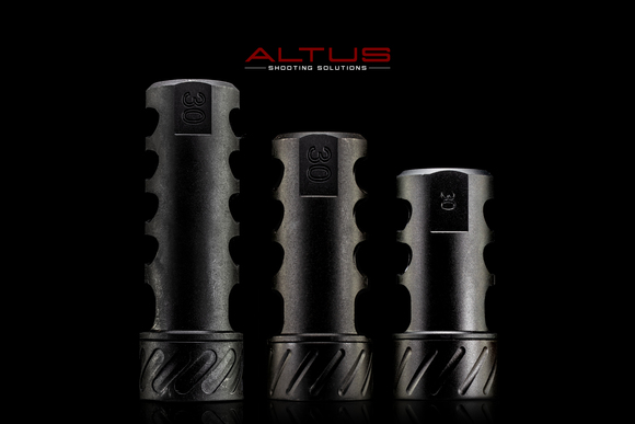 Insite Arms Heathen Muzzle Brake (30 Cal)