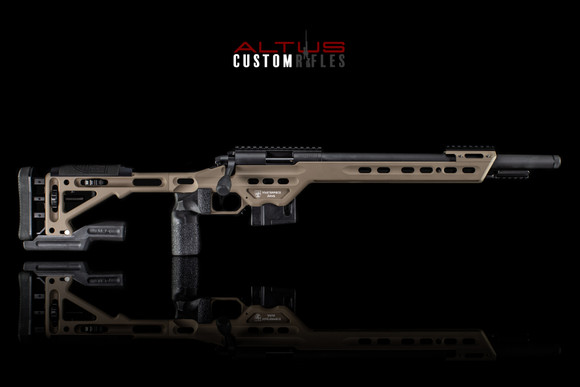 Vudoo Gun Works /Masterpiece Arms BA Competition V-22 Rifle