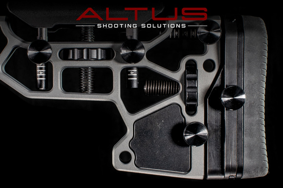 MDT ACC Chassis System Buttstock Weight