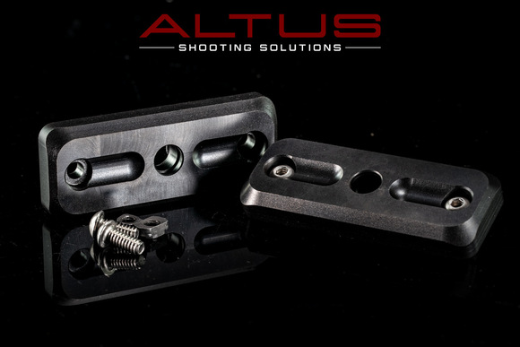 MDT ACC Chassis System M-LOK Exterior Forend Weights (Pair)