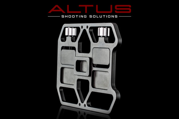 "Gray Ops CNC AMP Elite ""Arca Multi-Plate"""