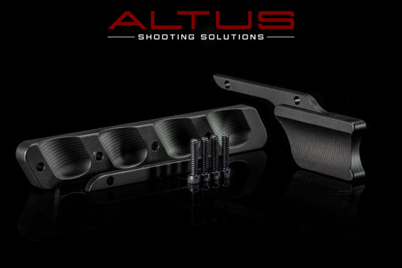 Gray Ops MPA Chassis Thumb Rest/Rail