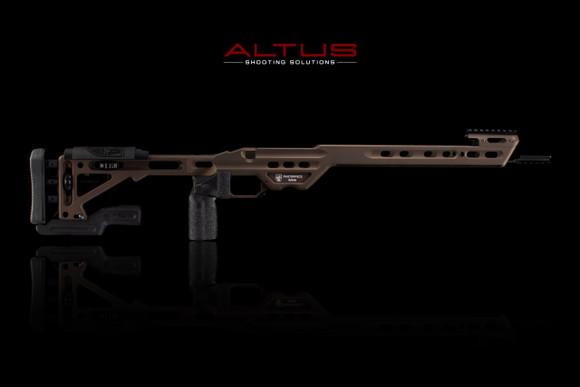 Masterpiece Arms MPA BA Comp Chassis (Remington 700 SA Footprint)