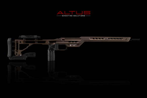 Masterpiece Arms MPA BA Hybrid Chassis (Remington 700 SA)