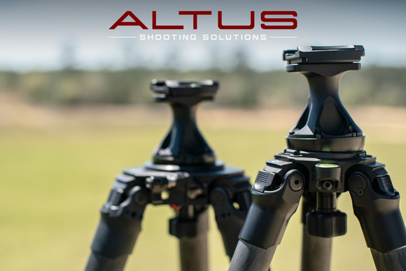 Crux Ordnance 34mm Tripod System Kit (Arca Swiss Mount)
