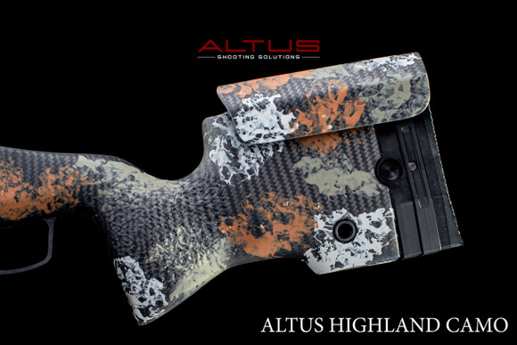 Manners Compact Stock 2 w/ Gen 2 Mini-Chassis(Short Action)