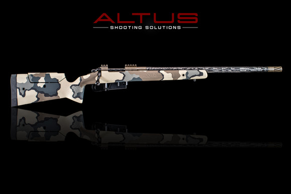 ALTUS Custom Precision Hunter Rifle (6.5 PRC)