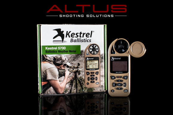 Kestrel 5700 Ballistics Weather Meter w/ Link