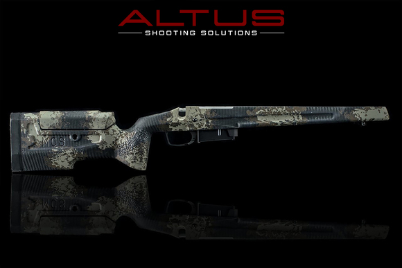 Manners Elite Tactical PRS1 For Impact Precision 737R (Gen 2 Mini-Chassis)