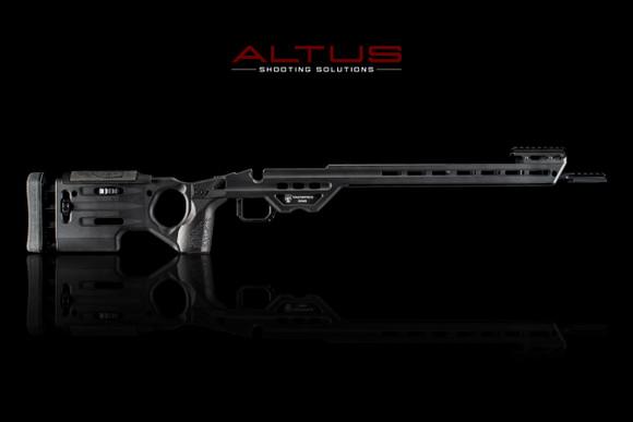 Masterpiece Arms Matrix Chassis  (Rem 700 SA)