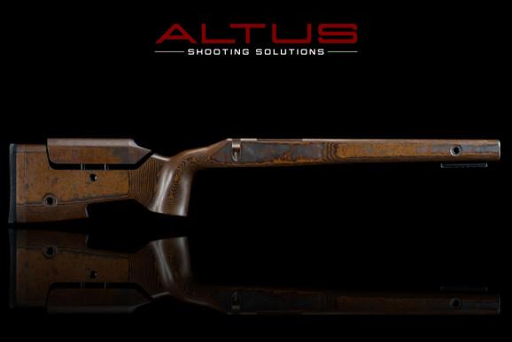 """Foundation Rifle Stocks """"Exodus"""" for Lone Peak Fuzion Short Action"""