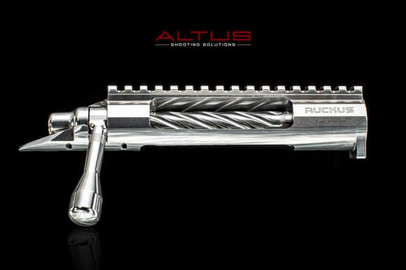 Defiance Machine RUCKUS Tactical Long Action (Remington 700 LA Footprint)