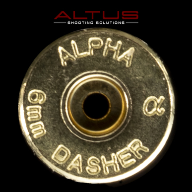 Alpha Munitions 6 Dasher Brass (OCD)