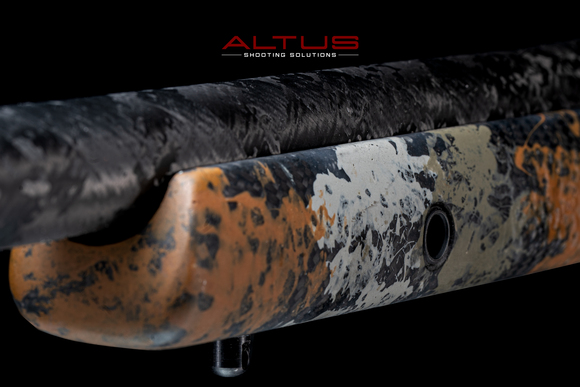 ALTUS Custom Precision Hunter Rifle in 6.5  PRC