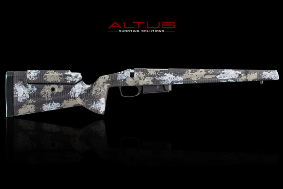 Manners Elite Tactical PRS2 For Impact Precision 737R (Gen 2 Mini-Chassis)