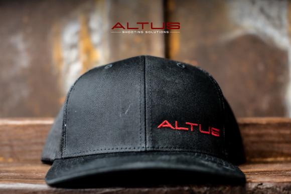 ALTUS Side Logo Hat (RED)
