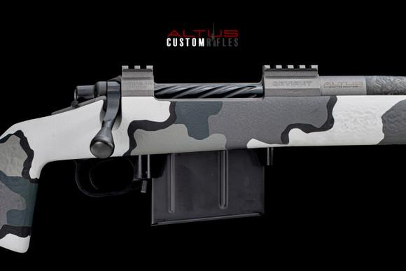 ALTUS Custom Precision Hunter Rifle in 300  PRC