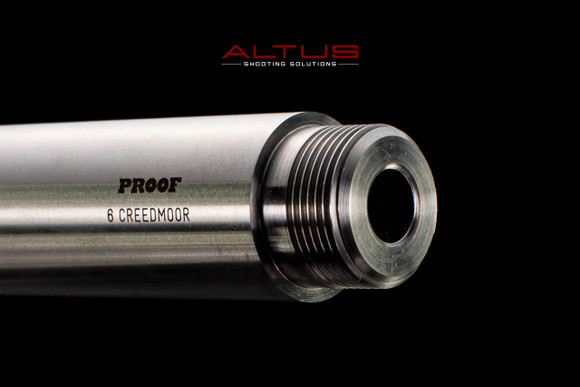PROOF Research Curtis Custom Stainless Steel Pre-fit Barrels