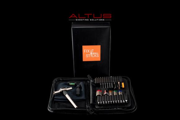 Long Range Shooting Kit w/ Individual Torque Limiters