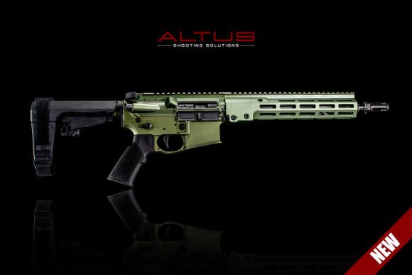 "Geissele Automatics Super Duty Pistol (11.5"", 5.56mm)"