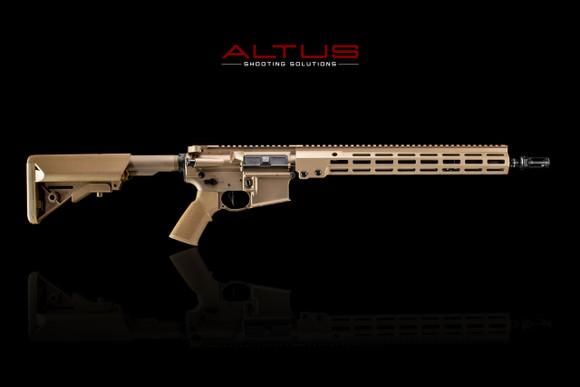 "Geissele Automatics Super Duty Rifle (16"", 5.56mm)"