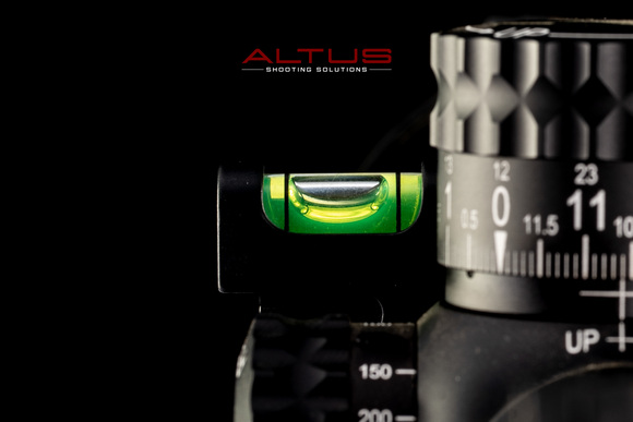 Flatline Ops Patriot Plus Scope Level