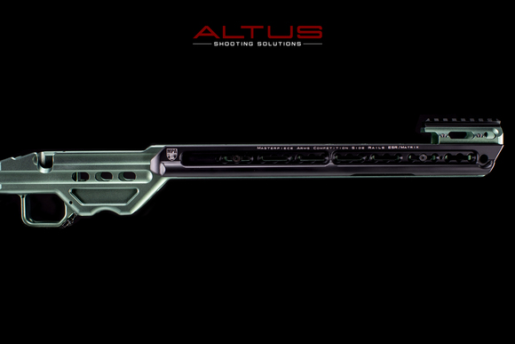 Masterpiece Arms Competition Side Rails