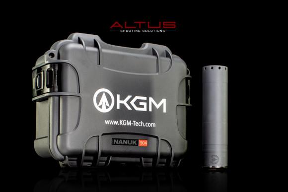 KGM Technologies R-6 Precision Rifle Suppressor