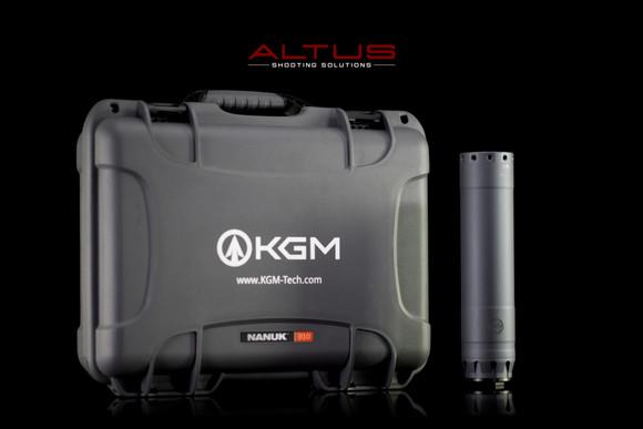KGM Technologies R-30 Precision Rifle Suppressor