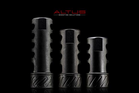 Insite Arms Heathen Muzzle Brake (6mm)