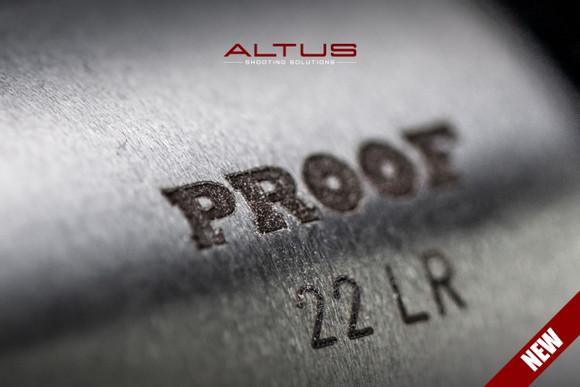 Zermatt Arms Rim X/Proof Research 22 LR Barreled Action