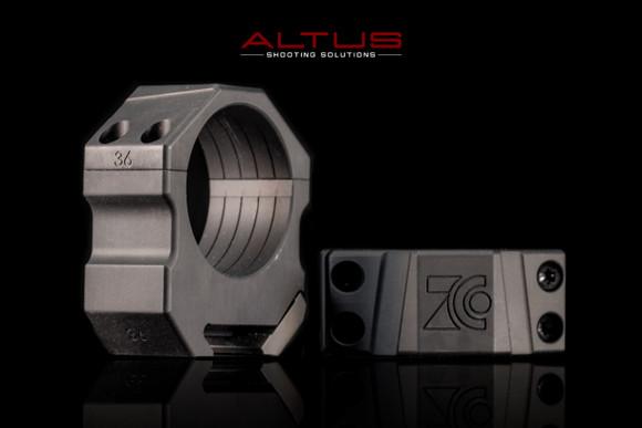 Zero Compromise 36mm Tru-Loc Rings