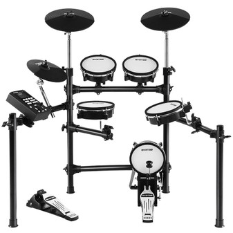 Avatar 8 Piece Electronic Drum Kit with Mesh Pads SD2011