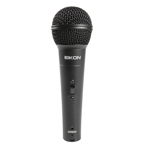 Eikon DM800 Vocal Dynamic Microphone with Cable