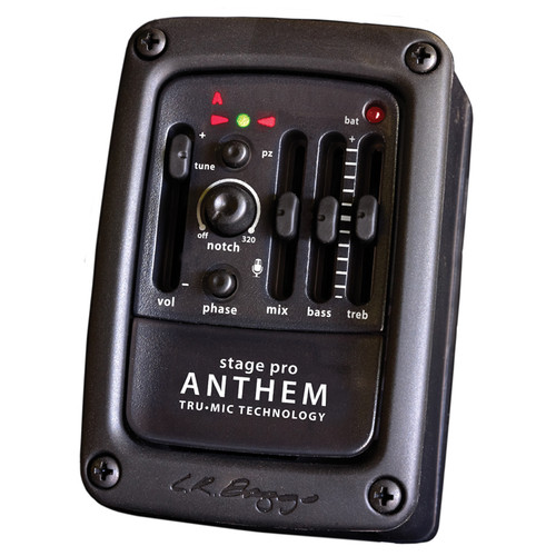 LR Baggs StagePro Anthem Acoustic Guitar Microphone / Pickup System - 2 Year Australian Warranty