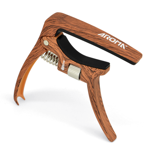 Aroma AC30 Wood Acoustic/Electric Capo