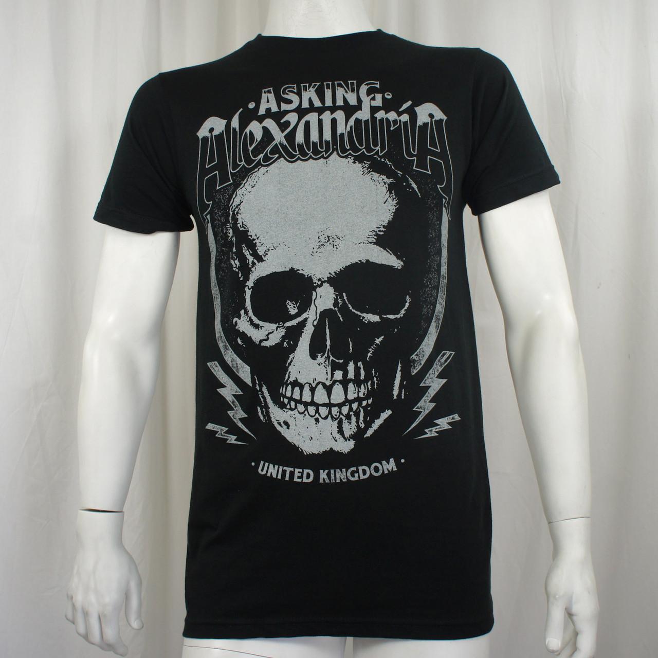 Asking Alexandria T-Shirt Skull Jack