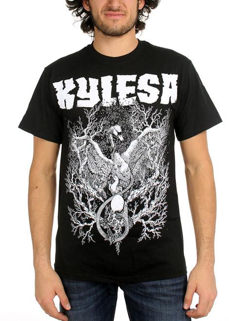 Kylesa T-Shirt - Black Swans Of Ash