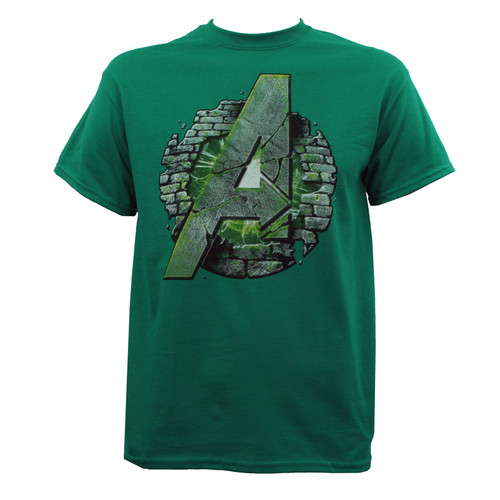 The Avengers T-Shirt - Hulk Assemble Age Of Ultron