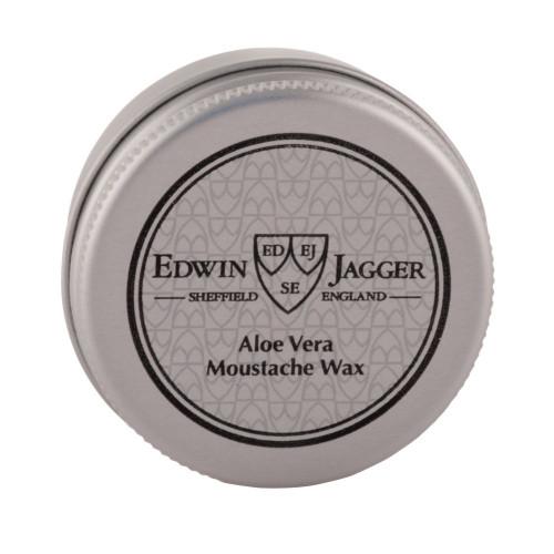 Edwin Jagger Aloe Vera Mustache Wax Tin 15ml 0.5fl oz