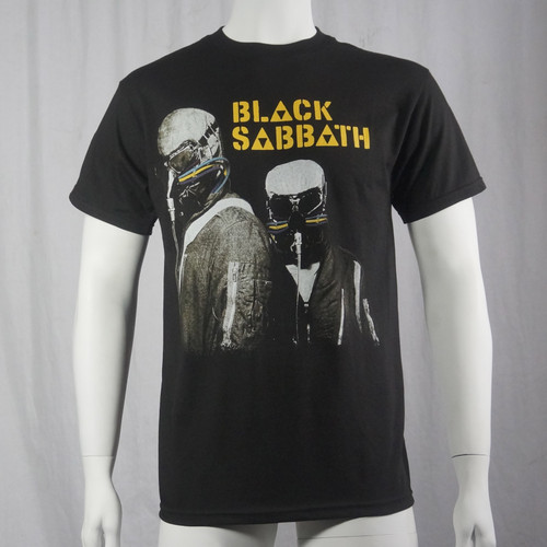 BLACK SABBATH Never Say Die Album Cover Logo T-Shirt